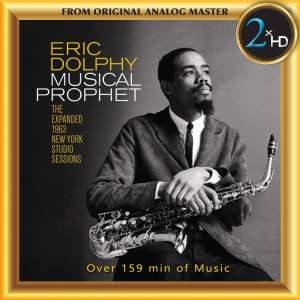 Musical Prophet - The Expanded 1963 New York Studio Sessions Product Image