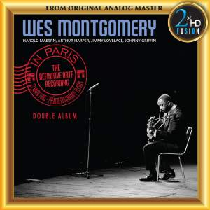 Wes Montgomery in Paris - The Definitive ORTF Recording