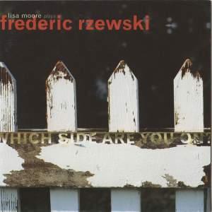 Frederic Rzewski: Which Side Are You On