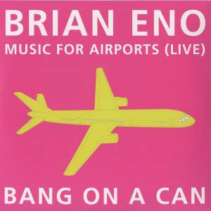 Brain Eno - Music For Airports (Live) Product Image