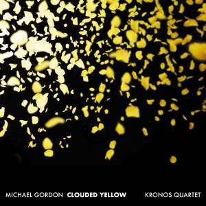 Michael Gordon: Clouded Yellow Product Image