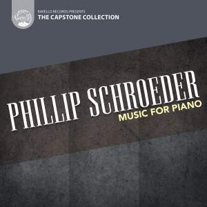 Phillip Schroeder: Music for Piano Product Image