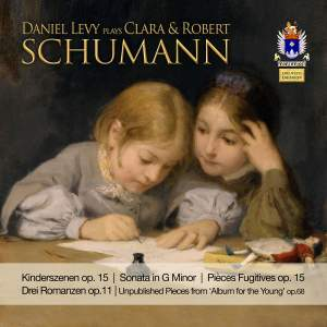 Clara & Robert Schumann: Piano Works