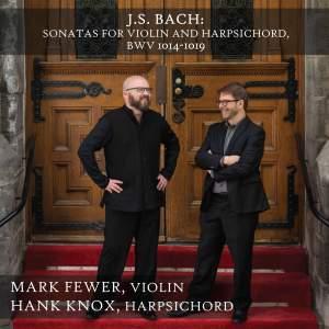 Bach: Violin Sonatas, BWV 1014-1019 Product Image