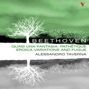 Beethoven: Piano Sonatas, Op. 27, Op. 13 & Eroica Variations, Op. 35