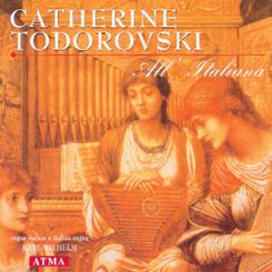 Catherine Todorovski:: All' Italiana