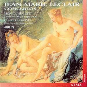 Jean-Marie Leclair: Violin & Flute Concertos