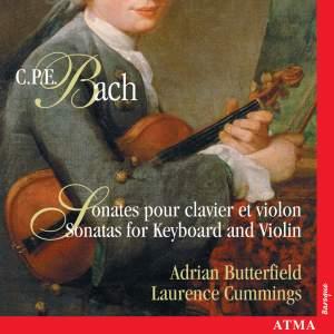 C P E Bach: Sonatas for Keyboard and Violin