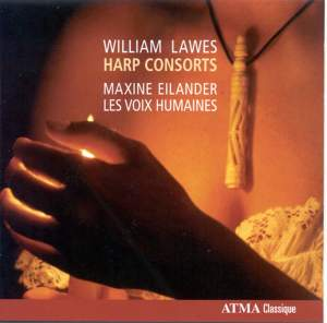Lawes, W: The Harp Consorts