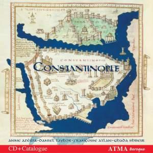 Constantinople/Kija Tabassian: Constantinople - CD Catalogue