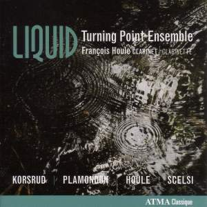 Liquid - New Music for Clarinet & Chamber Orchestra