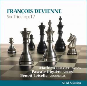 Devienne: Six Trios, Op. 17