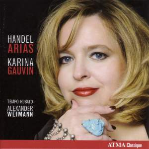 Handel - Oratorio Arias and Dramatic Scenes