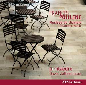 Francis Poulenc : Chamber Works