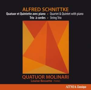 Alfred Schnittke: Quatuors à cordes vol. II