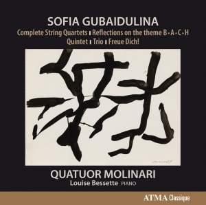 Gubaidulina: Complete String Quartets