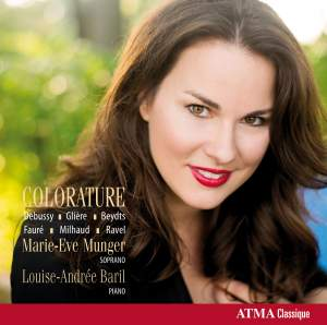 Colorature: Marie-Eve Munger