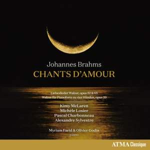 Brahms: Chants damour