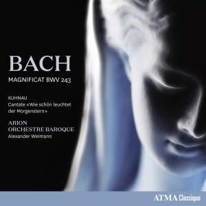 JS Bach: Magnificat & Kuhnau: Wie schon leuchtet der Morgenstern