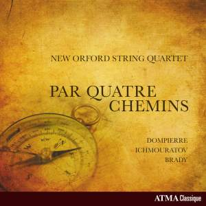 Par Quatre Chemins - Dompierre, Ichmouratov, Brady