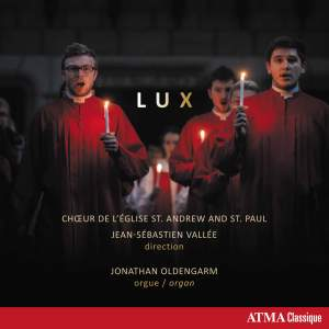 Lux: Music for the Nativity