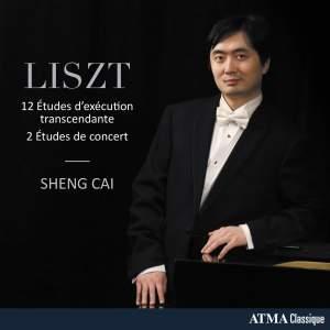 Liszt: Études d'exécution transcendante, S. 139 & 2 Études de concert, S. 145