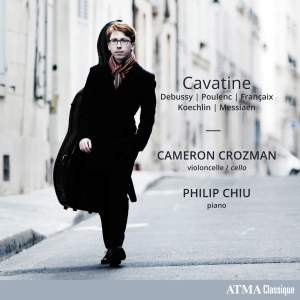 Cavatine: Debussy, Poulenc, Francaix, Koechlin, Messiaen
