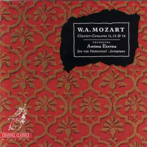 Mozart: Piano Concertos Nos. 11, 13 & 14