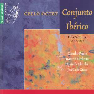 Prieto, Lazkano, Charles & Greco: Works for cello octet