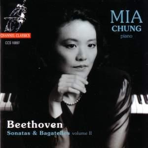 Mia Chung - Beethoven Sonatas & Bagatelles vol. 2