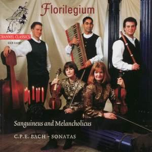 C.P.E. Bach - Sanguineus and Melanchilicus