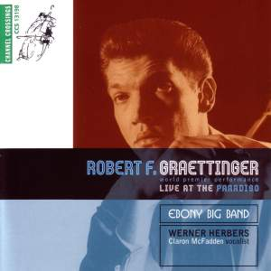 Robert F. Graettinger - Live At The Paradiso