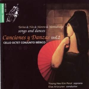Canciones y Danzas Vol. 2