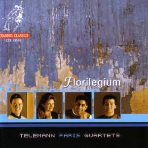 Telemann - Paris Quartets