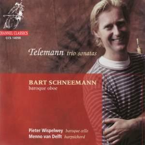 Telemann: Trio Sonatas