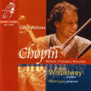Cello Waltzes Vol. 1