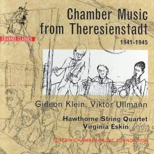 Chamber Music from Theresienstadt
