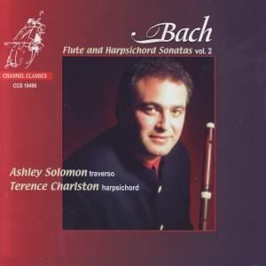 Bach: Flute & Harpsichord Concertos Vol. 2