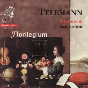 G. PH. Telemann: Tafelmusik