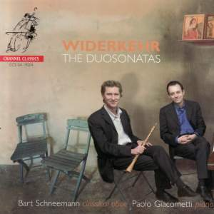 Widerkehr: The Duosonatas