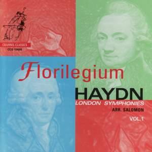 Haydn - Symphonies Nos. 93, 94 & 101