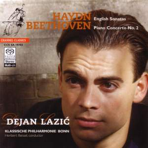 Dejan Lazic plays Beethoven & Haydn Product Image