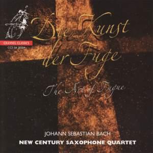 Bach, J S: The Art of Fugue