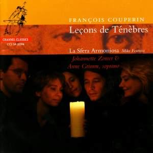Couperin, F: Leçons de Ténèbres à une et à Deux Voix
