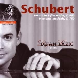Schubert: Piano Sonata No. 21 & Moments Musicaux