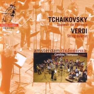 Tchaikovsky: Souvenir de Florence, Op. 70, etc.