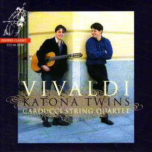 The Katona Twins play Vivaldi