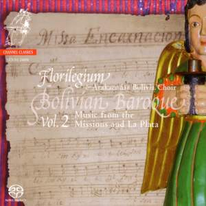 Bolivian Baroque Volume 2