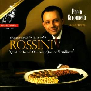 Rossini - Complete Works for Piano Volume 8