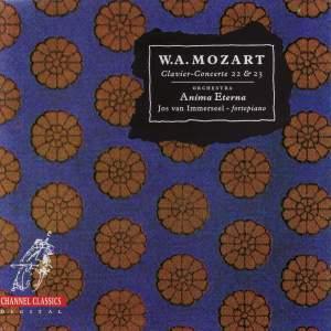 Mozart - Piano Concertos Nos. 22 & 23